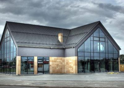 Budynek Usługowo-Handlowy